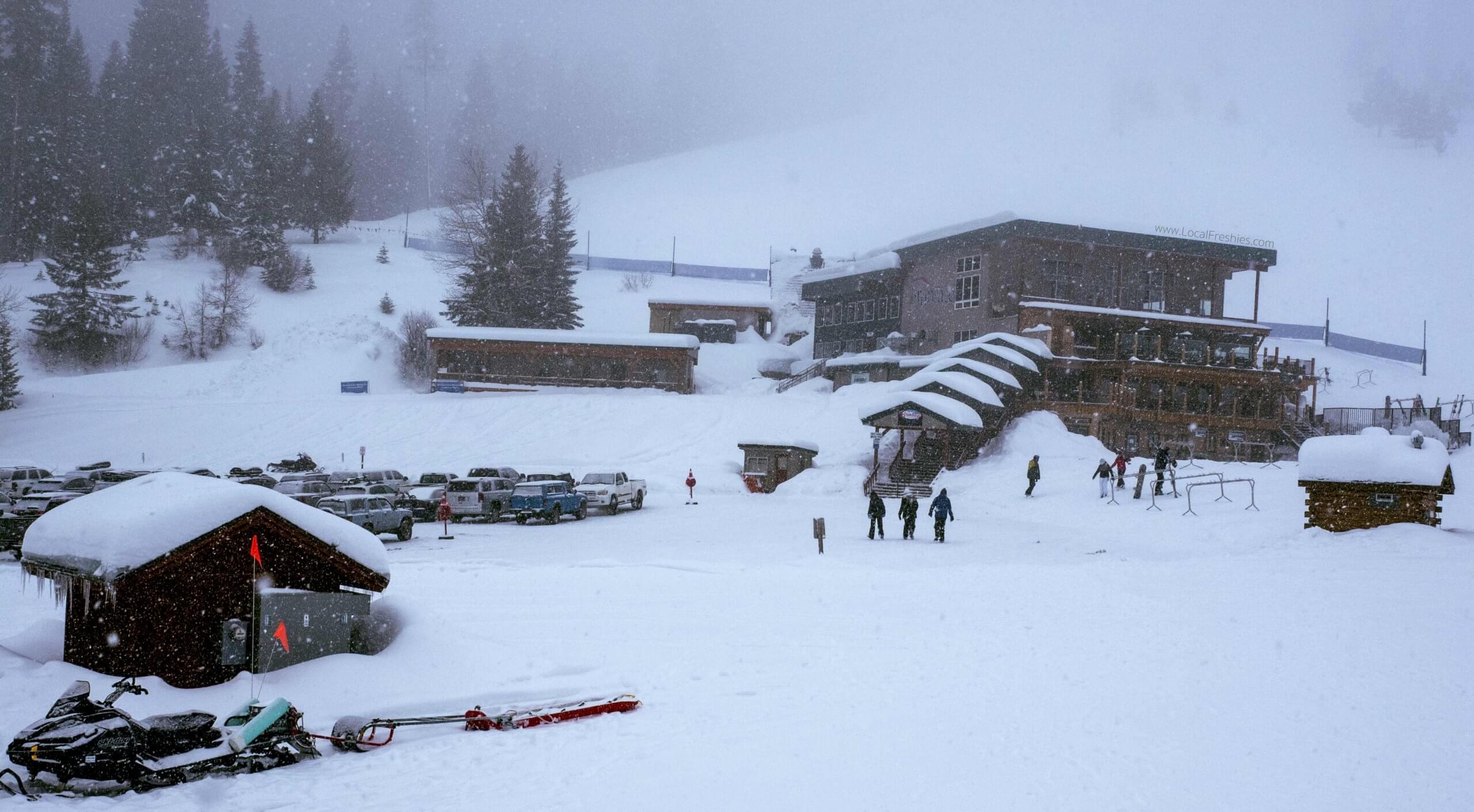 Brundage Mountain Resort