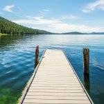 Kayaking, Priest Lake State Park, Coolin. Photo Credit: Idaho Tourism