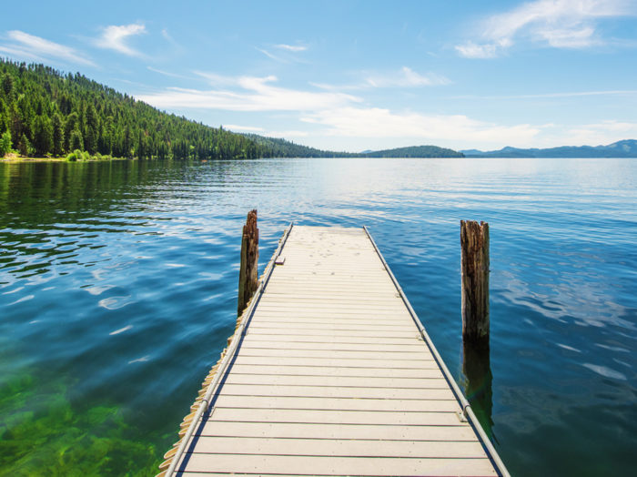 Priest Lake State Park. Photo Credit: Idaho Tourism