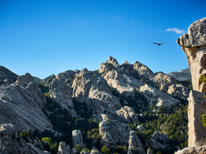 City of Rocks National Reserve, Almo. Photo Credit: Idaho Tourism