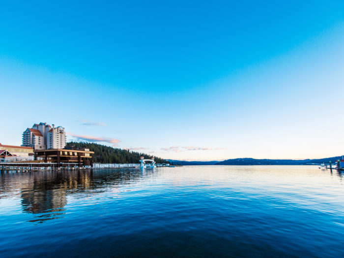 Coeur d'Alene Resort, Coeur d'Alene. Photo Credit: Idaho Tourism