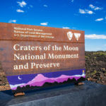 Craters of the Moon  National Monument and Preserve, Near Arco. Photo Credit: Idaho Tourism.