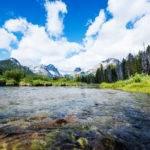 Fishhook Creek Trail, Near Redfish Lake, Stanley. Photo Credit: Idaho Tourism