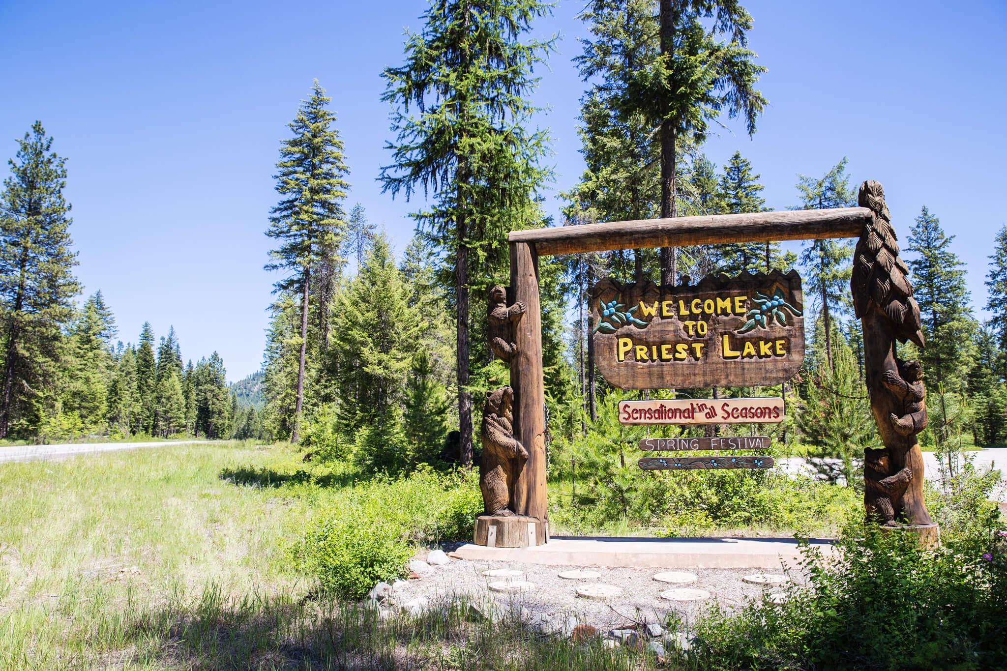 Priest Lake. Photo Credit: Idaho Tourism