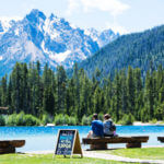 Redfish Lake Lodge, Stanley. Photo Credit: Idaho Tourism.
