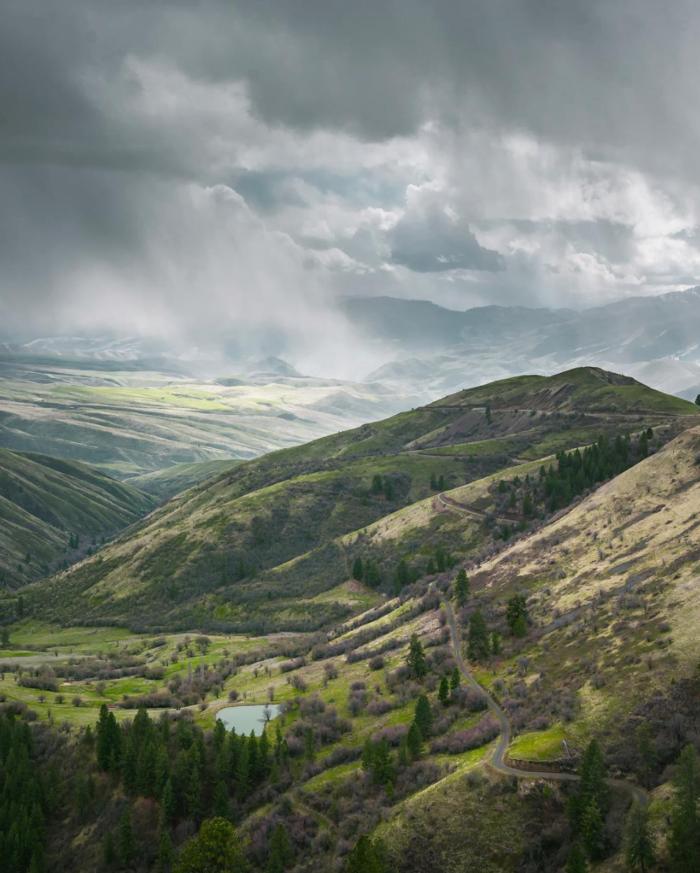 White Bird, Idaho. #VisitIdaho Share: @phitaugrapher