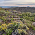 Explore alien terrain at Craters of the Moon National Monument. Photo Credit: Bob Wick/BLM.
