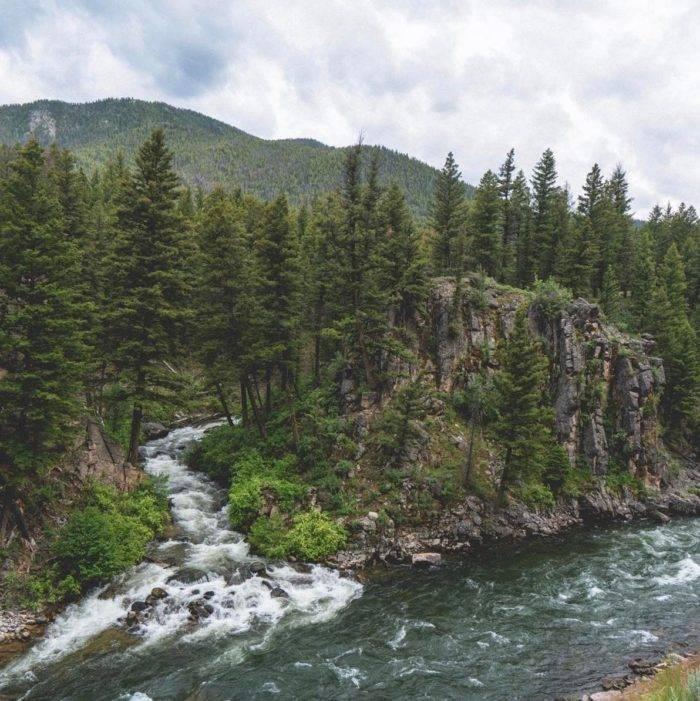 Stanley, Idaho. #VisitIdaho Share: @ michaelbonocore