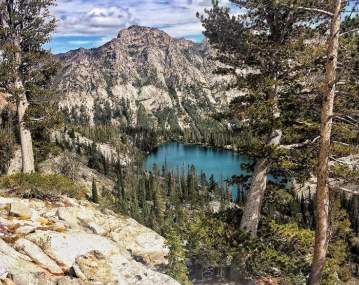 Sawtooth Mountains, Idaho. #VisitIdaho Share: @stretch_the_horizon