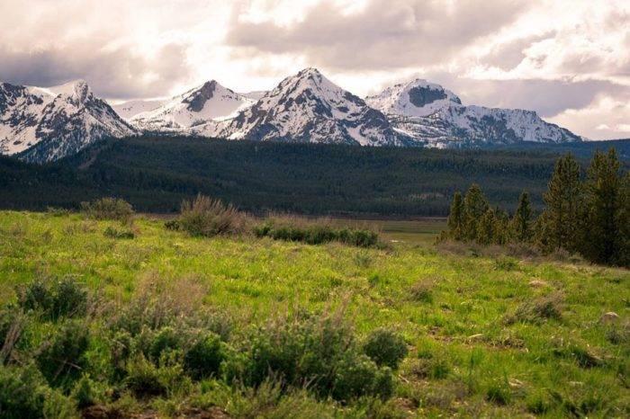Stanley, Idaho. #VisitIdaho Share: @kurtisminster