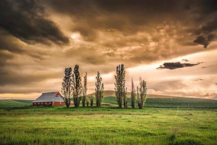 Moscow, Idaho. #VisitIdaho Share: @shotbankphotos
