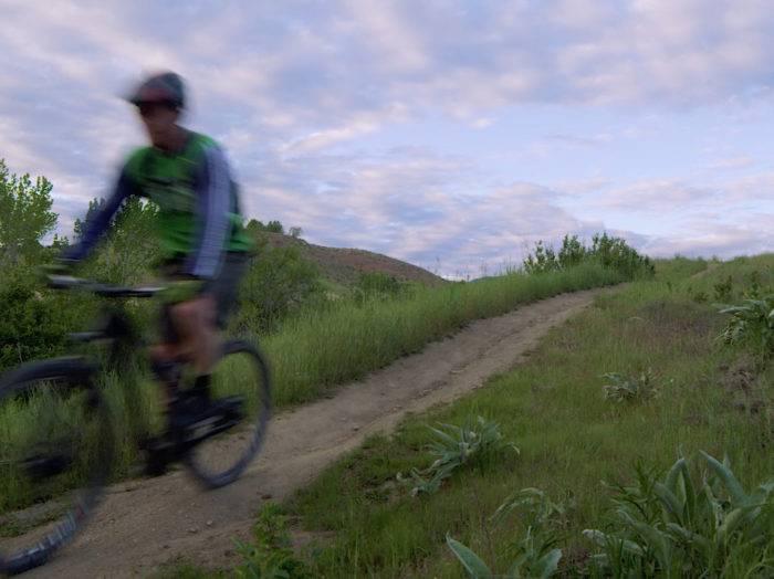 Biking, Ridge to Rivers Trail System, Boise. Photo Credit: Idaho Tourism