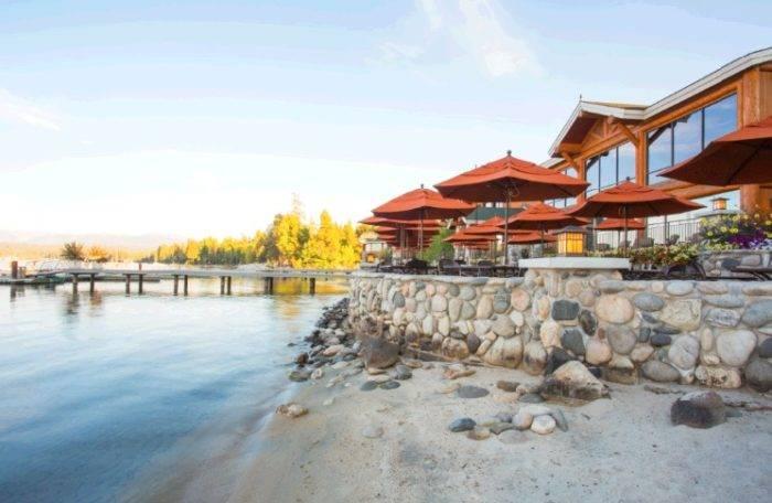 shore lodge in mccall