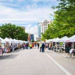 Capital City Public Market, Downtown Boise. Photo Credit: Idaho Tourism