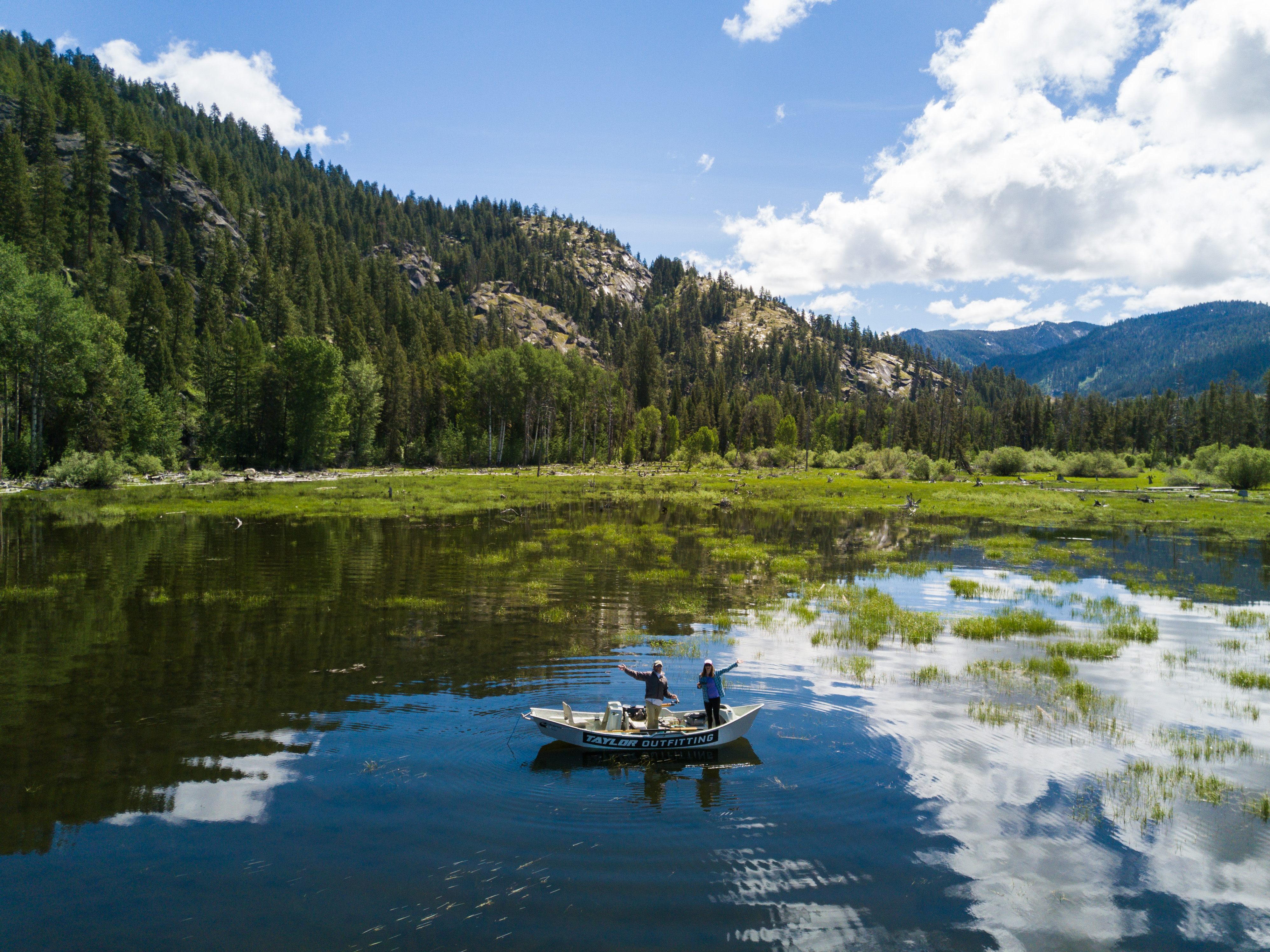 Bikes hikes and beyond a boise to mccall itinerary for Fly fishing idaho