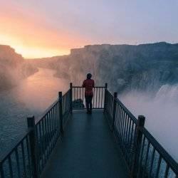 Enjoy the view. Photo Credit: Michael Bonocore.