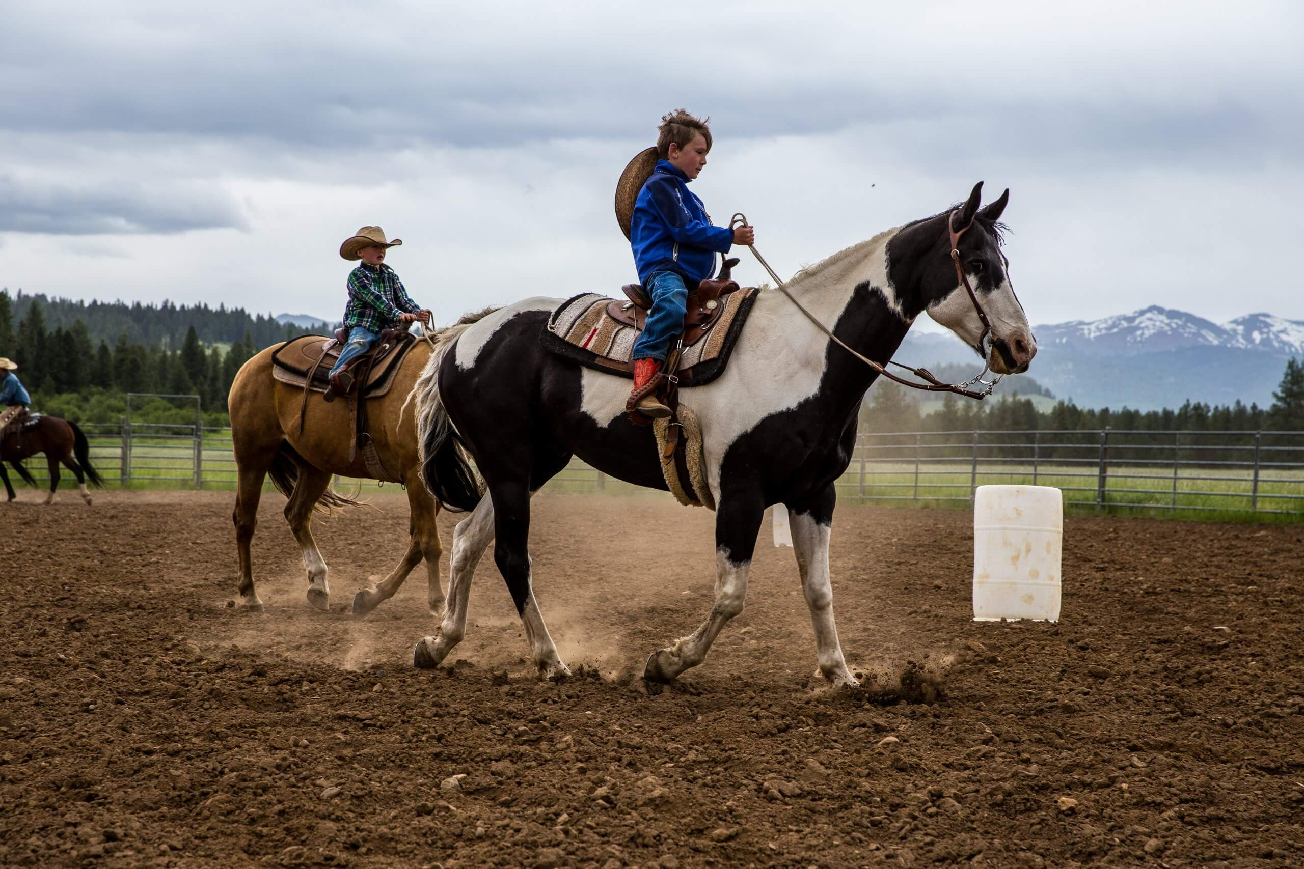 Horseback Riding, Seven Devils Lodge Guest Ranch & Guide Service, Council
