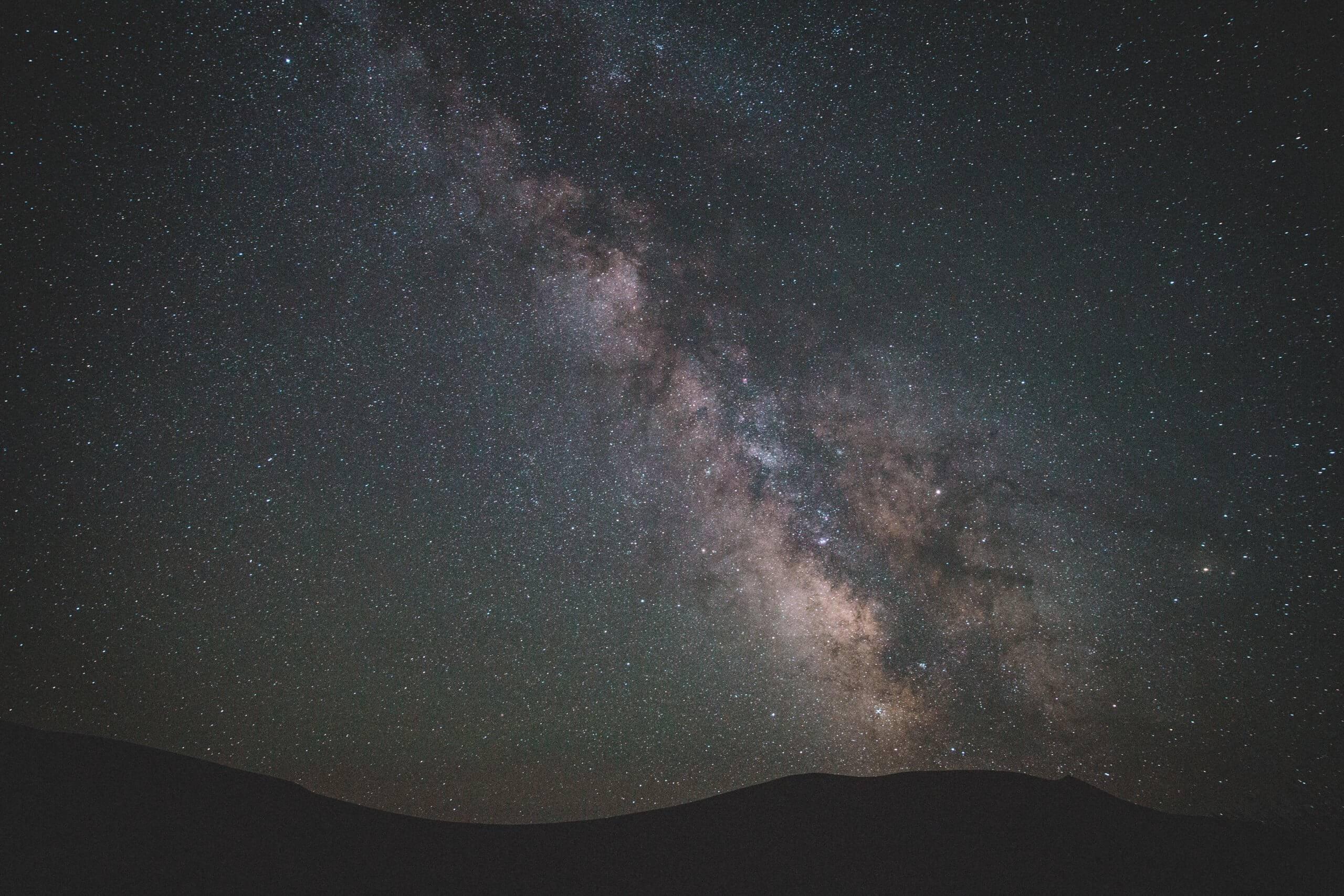 Stargazing, Bruneau Dunes State Park