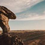 Balanced Rock, Near Twin Falls. Photo Credit: Idaho Tourism.