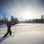 Nordic Skiing, Ponderosa State Park, McCall. Photo Credit: Idaho Tourism