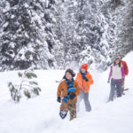 Nordic Skiing, Ponderosa State Park, McCall. Photo Credit: Idaho Tourism