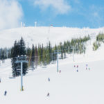 Skiing at Schweitzer Mountain Resort. Photo Credit: Idaho Tourism