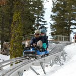 Take a ride on the mountain coaster at Bogus Basin. Photo Credit: Ryan Zimmer Photography