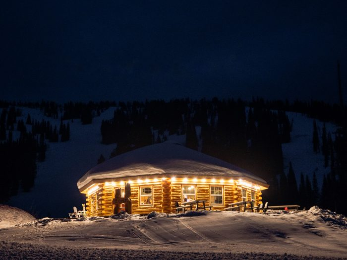 Time for a mountain top dinner. Photo Credit: Idaho Tourism.