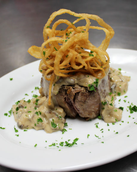 filet dish