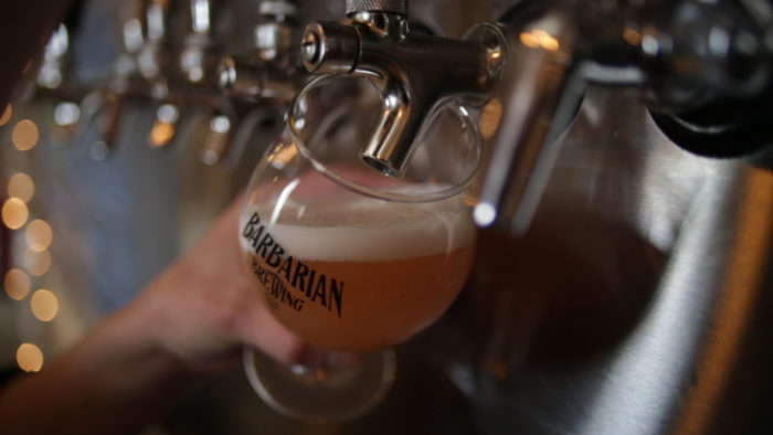 Barbarian Brewing, Boise. Photo Credit: Idaho Tourism