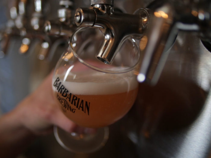 Barbarian Brewing, Boise. Photo Credit: Idaho Tourism