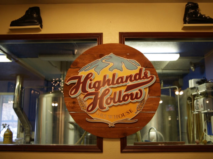 Highlands Hollow Brew House, Boise. Photo Credit: Idaho Tourism