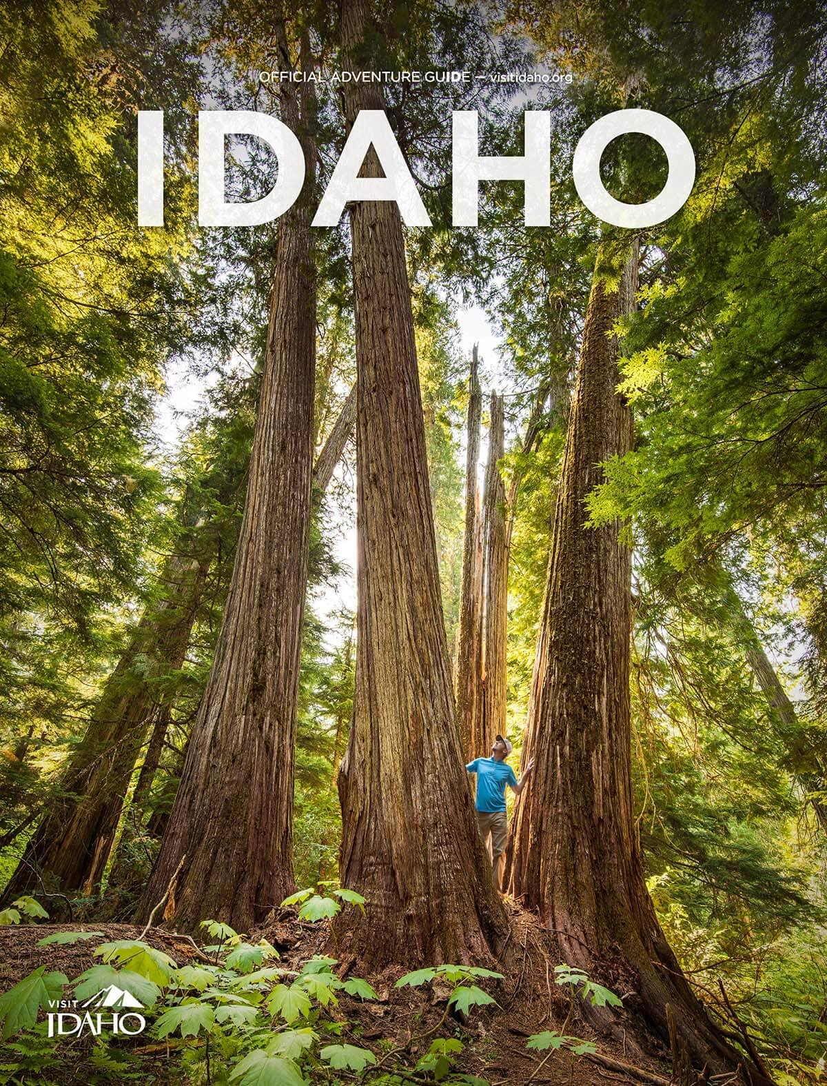 Idaho Travel Guide Cover