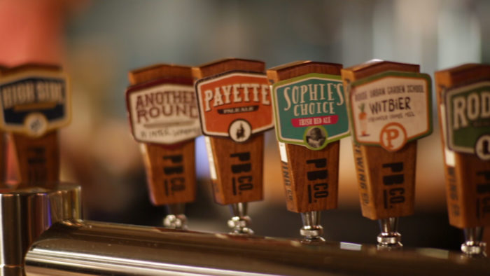 Payette Brewing Company, Boise. Photo Credit: Idaho Tourism