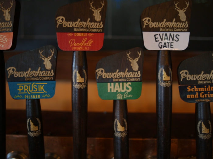 Powderhaus Brewing Company, Boise. Photo Credit: Idaho Tourism