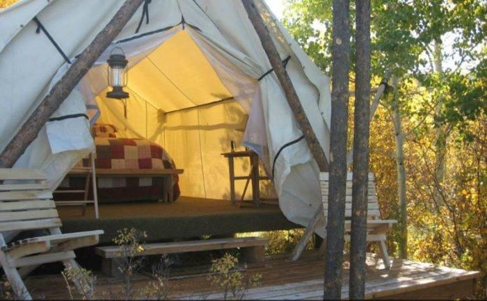 camping ten