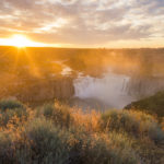 Shoshone Falls, Twin Falls. Photo Credit: Idaho Tourism.