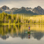 Little Redfish Lake, Stanley. Photo Credit: Idaho Tourism.