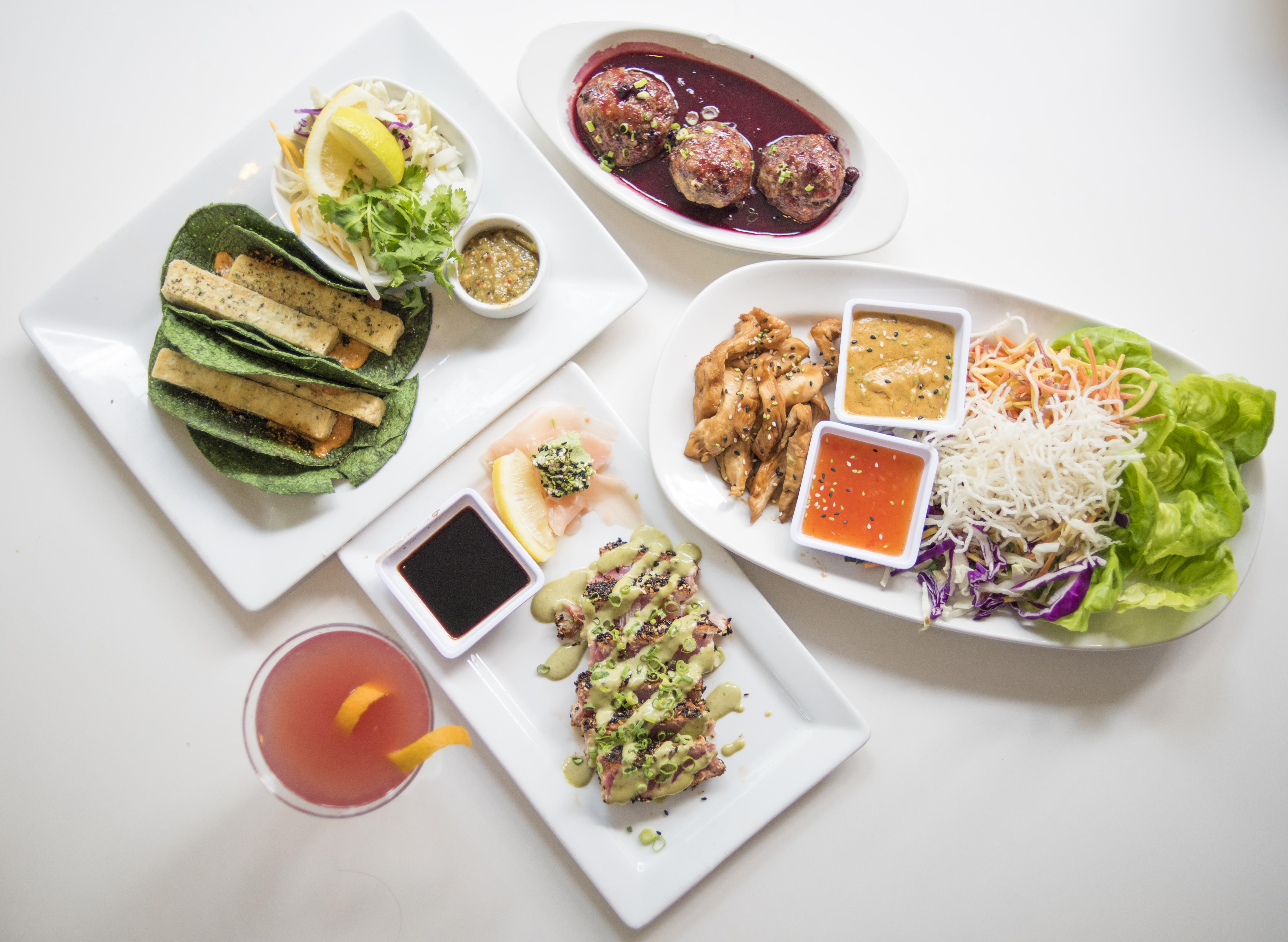315 Tapas and Martinis Restaurant, Coeur d'Alene. Photo Credit: Idaho Tourism