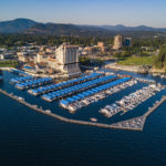 Coeur d'Alene Resort, Coeur d'Alene. Photo Credit: Idaho Tourism.