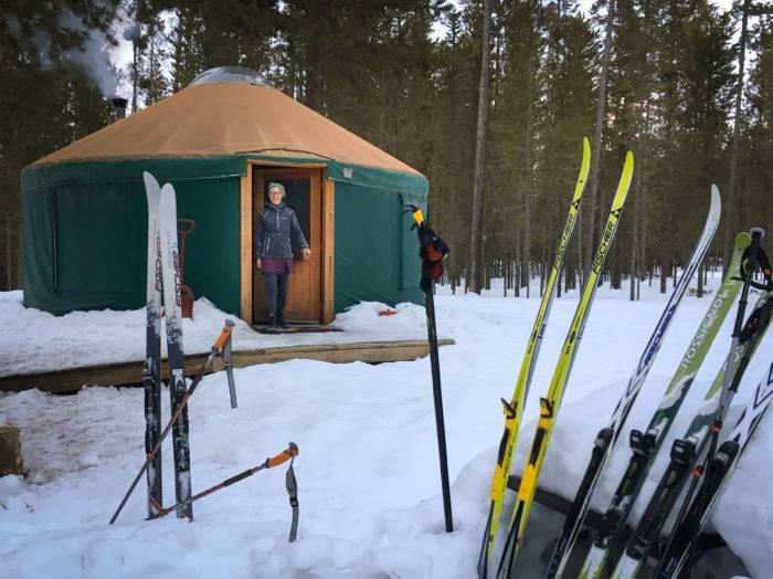 Make Your Winter Basecamp At Harriman State Park Visit Idaho