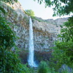 Perinne Coulee Falls, Twin Falls. Photo Credit: Idaho Tourism.