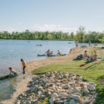Esther Simplot Park, Boise. Photo Credit: Idaho Tourism.