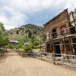 Bayhorse Ghost Town, Near Challis. Photo Credit: Idaho Tourism