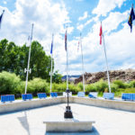 Veterans of Custer Country Memorial, Land of the Yankee Fork State Park, Challis. Photo Credit: Idaho Tourism