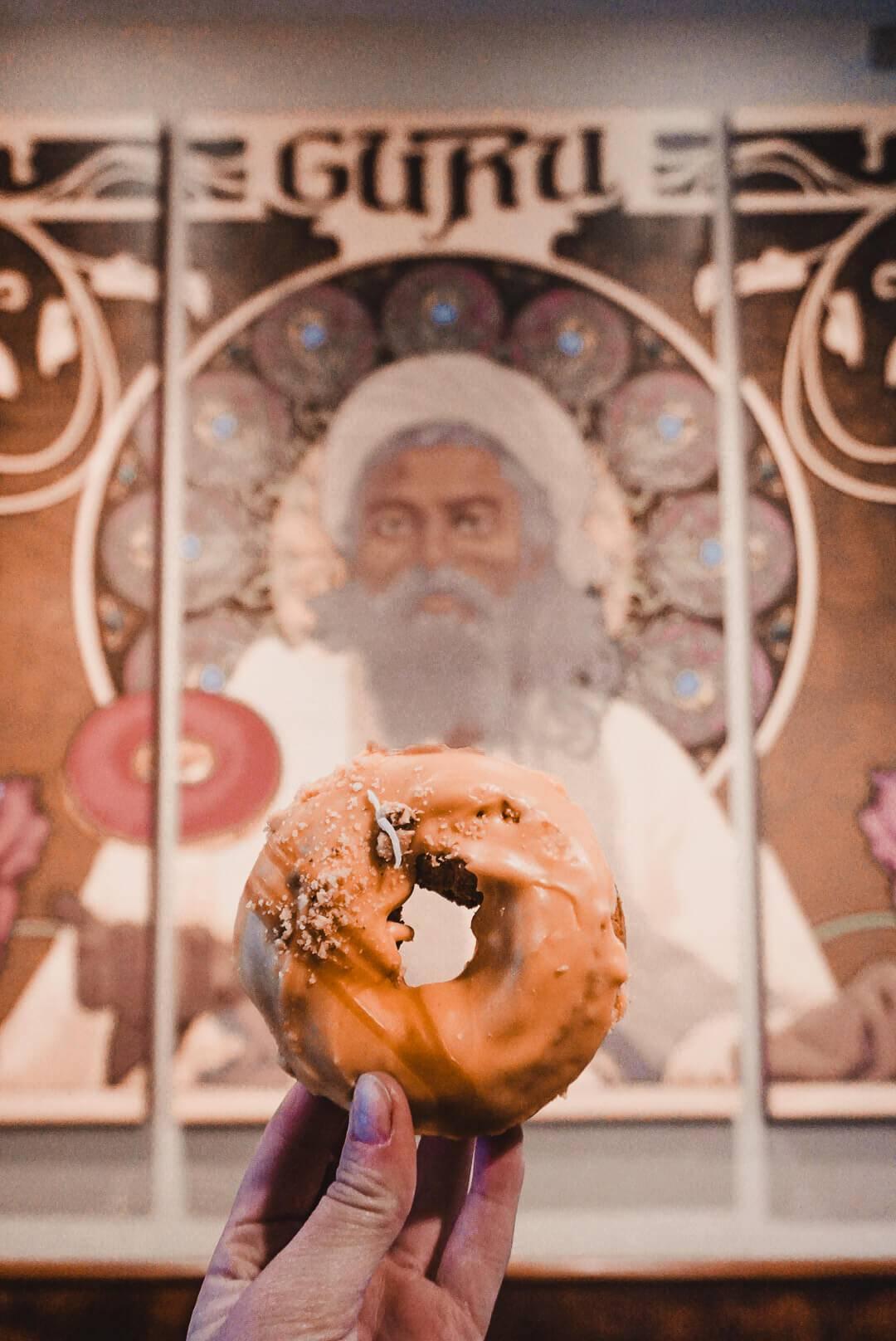 Guru Donuts are an Idaho staple. Photo Credit: Katie Williams.