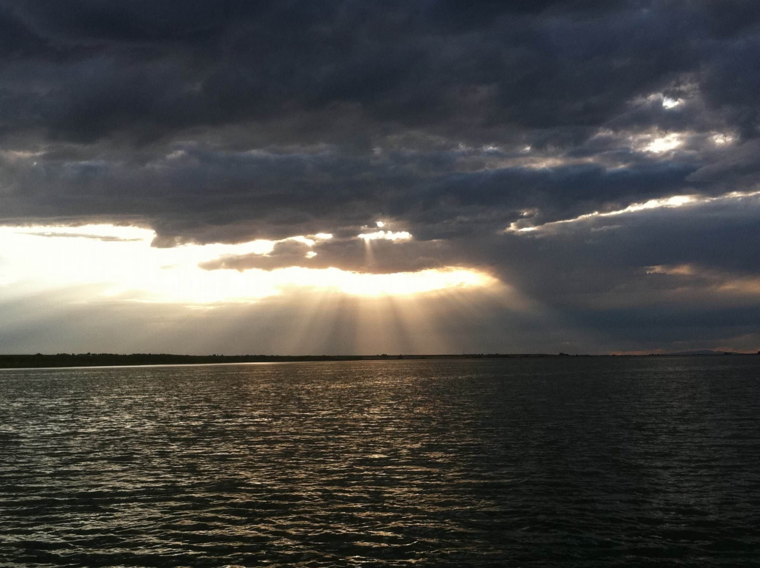 Enjoy the views at Lake Lowell. Photo Credit: Larry Hill.