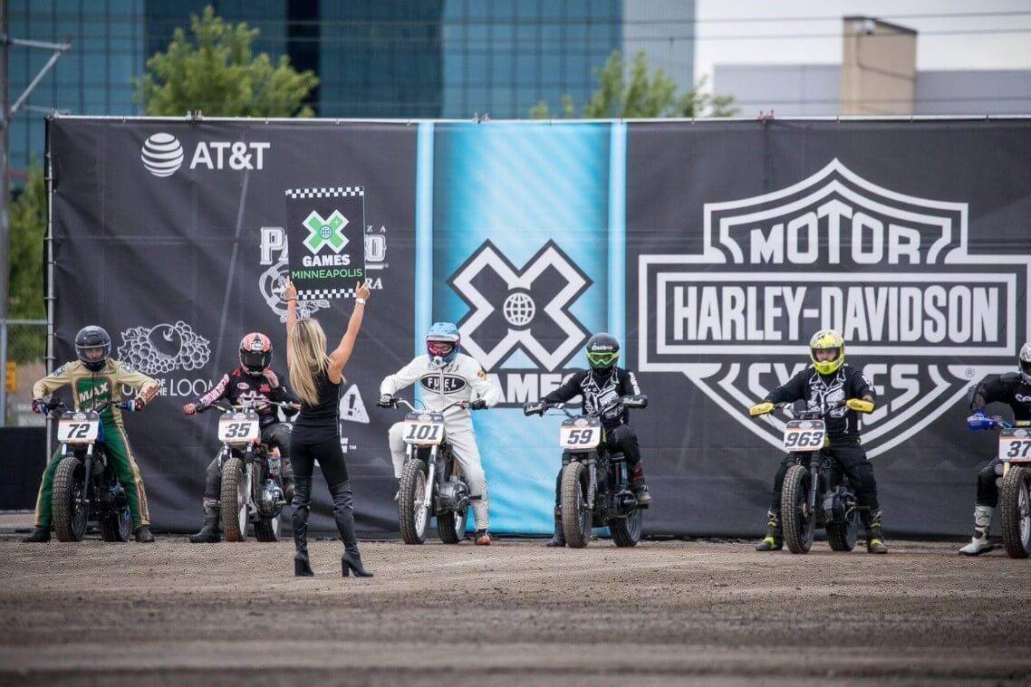 Photo Credit:  Harley-Davidson