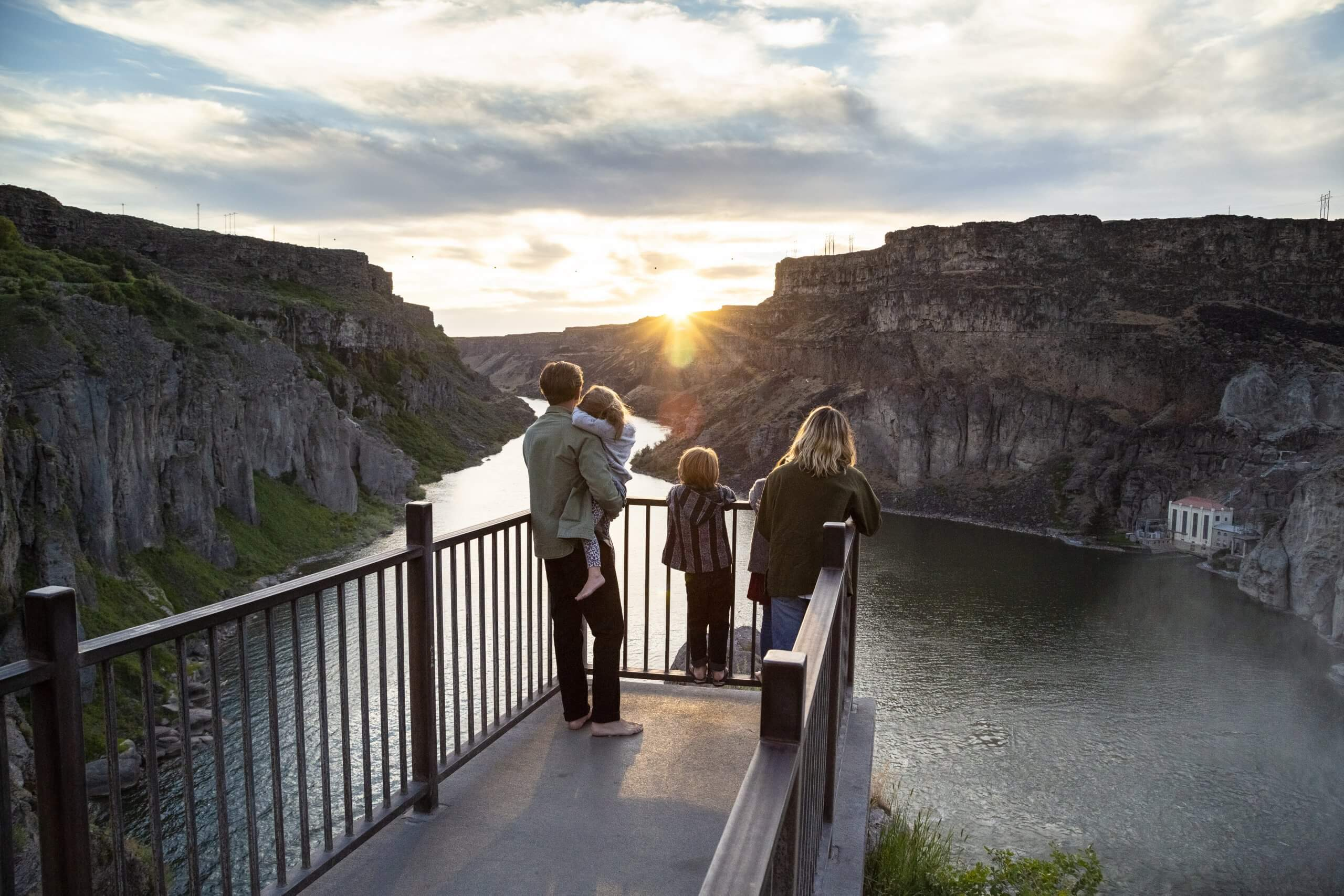Shoshone Falls, Near Twin Falls. Photo Credit: Idaho Tourism.