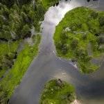 North Shore Streams, Payette Lake, Near McCall. Photo Credit: Idaho Tourism